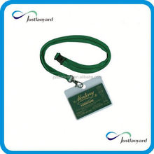Customized full color 1 inch wide fun lanyards