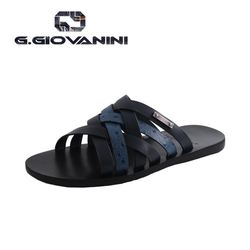 New Pattern Designs Available Casual Slippers Shoes For Men