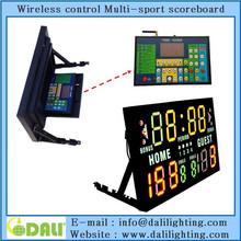hot sale portable led digital substitution board