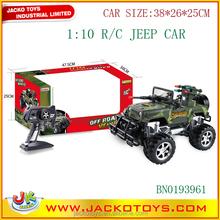 1:10 scale remote control off road vehicle suv car toy R/C car