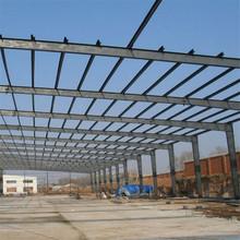 Easy-install galvanized steel warehouse building kit