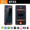 Top Cruiser BT55 industrial tough phones for tracfone rugged wireless charging
