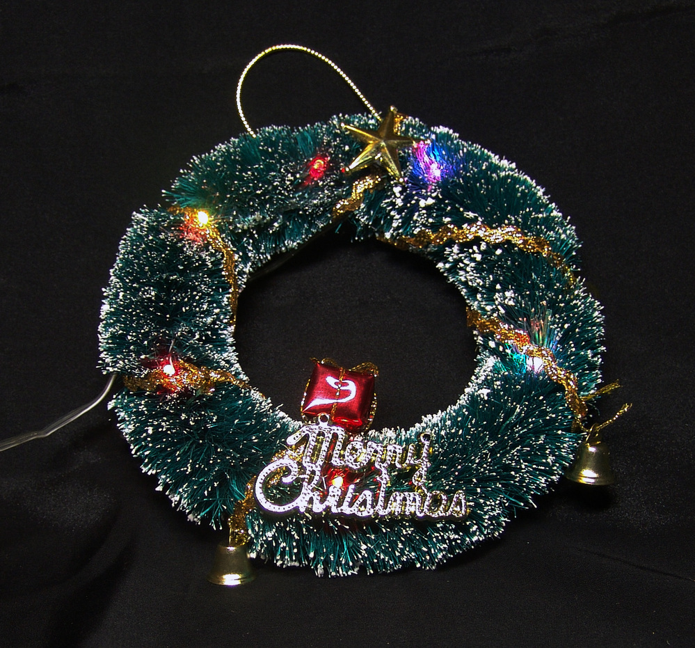 Indoor decoration wholesale christmas led lights garland
