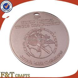 custom germany wholesale die cast copper sports make metal medal