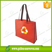 hot selling non-woven tote bag wholesale ,pp non-woven fabric bag, custom spun bond non-woven bag