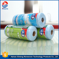 2015 Factory supply cheap custom germany household cleaning cloth roll product