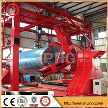 2015 High quality and best price industrial mig robot universal robots small industrial welding robot for dumper truck