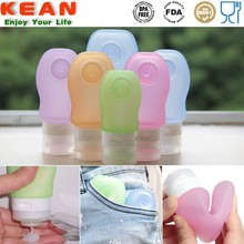Silicone Shampoo Bottle Travel Accesories
