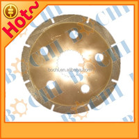 China best saling car spare parts high performance brake disc for tractor 1860964M2