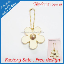 Flower shape key chain, clothes hanging ornaments