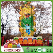 Portable/Model simple kids amusement park rides jumping frog rides for sale on best price