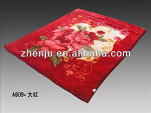 2012 excellent quality blankets wholesale