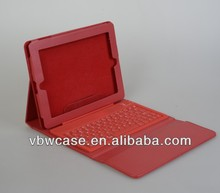 bluetooth keyboard for ipad 2 with leather case