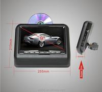 """2014 new 9""""car mount headrest dvd player"""
