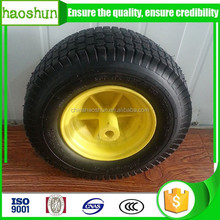 13x5.00-6 rubber wheel used for lawn mower and garden cart
