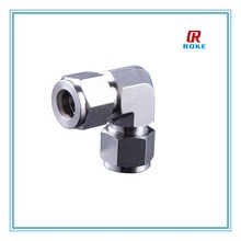 hot sale stainless steel equal elbow fittings pipe unions from china