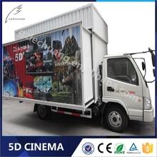 Alibaba Lechuang 5D Supplier 3D Glasses 10D Mobile Cinema