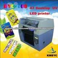 2014 nuevo modelo de impresora uv bajo costo