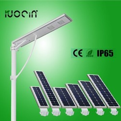 Professional Sola Power Integrated 40w led Street Light