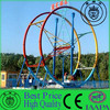 2015 Most Exciting Outdoor Ferris Ring Car Ride Theme Park Games for Family
