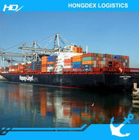 LCL seafreight logistics to USA from China Main Ports