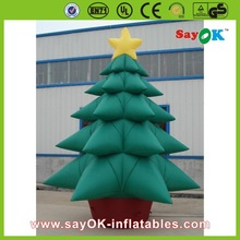 top selling christmas tree gaint inflatable christmas tree