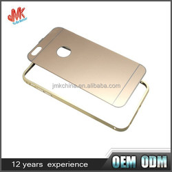Luxury Metal Frame Bumpers Border Cases Cover for iphone 6