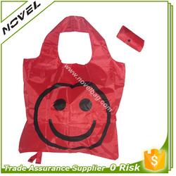 Alibaba China Supplier Foldable Tote Bag With Snap Closure