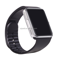 2015 new design watch mobile phone wifi micro sim card watch phone GT08 whatsapp smart watch phone