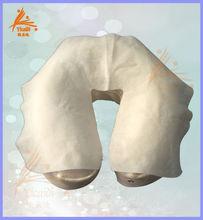 Disposable pillow cover disposable headrest cover disposable face rest cover for massage