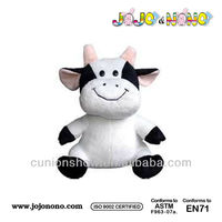 cute plush pink cow ... plush toy baby collection