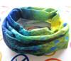 Multi purpose use tube shape bandana magic sweating elastic bandana neck scarf