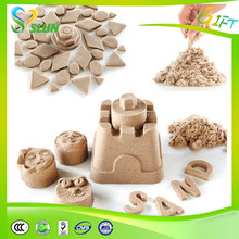 Promotional items creative DIY magic motion sand for kids developing intellgence