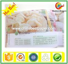 80gsm 90gsm 100gsm 170gsm 250gsm C2S Gloss Art Paper with Good Quality