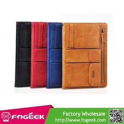 Fast Shipping Remax Pedestrian Series Multi-function Leather Folio Cover for iPad Air 5