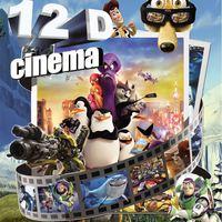 Factory Crazy motion 5d mobile theatre/cinema for sale
