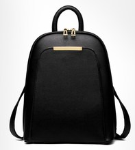 XuYu high quality Leather Back pack / Unique design backpack/ Women backpack