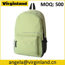Cheap Wholesale Custom Colors 600D School Back Bags for Students