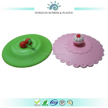 silicone cup lid as seen on tv have various shape and color
