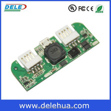 attractive gifts power bank circuit board environmental material mobile power bank circuit board