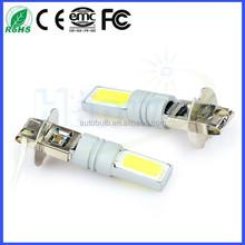 Durable Car Fog lamp H3 COB LED lamp Auto H3 LED lamp 80W 12V 24V