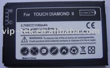 mobile phone battery for TOUCH DIAMOND II