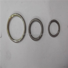 Long-lived Lifting hardwares forged D ring , forged belt lifting O ring