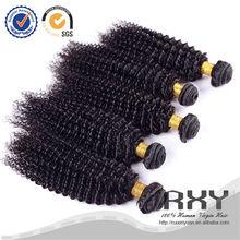 100% Virgin Wholesale Peruvian jerry curl hair