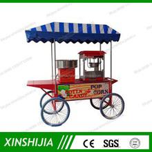 Best sale mobile food cart with frozen yogurt machine(skype:xinshijia.jessica)