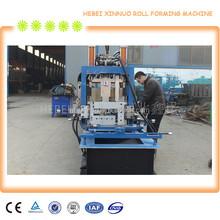 Hebei xinnuo c z purline roll forming machine z purlin profile forming machine