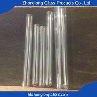 Fashion Design Insulated Glass Love Roses In Glass Tube