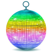 Shenzhen Export Christmas Mirror Ball for Decorations Large gold disco ball
