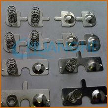 Factory supply wenzhou customized coil spring/leaf springs/metal spring clips