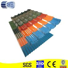 color Coated Steel Roofing Tile/Building Material Prices